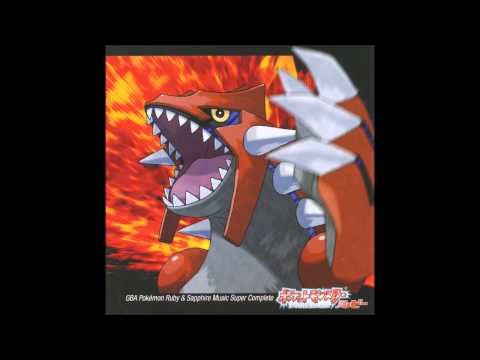 Full Pokémon Ruby & Sapphire OST