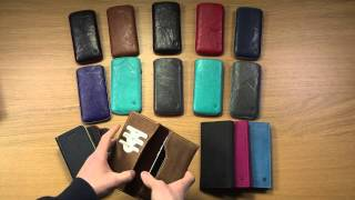 MediaDevil Artisan Leather Collection Overview YouTube Video