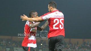 Video Cuplikan Gol Madura United vs Hougang United (2-0) MP3, 3GP, MP4, WEBM, AVI, FLV Maret 2018