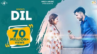 DIL || NINJA || Valentines Special || New Punjabi Songs 2016 || FULL HD || AMAR AUDIO full download video download mp3 download music download