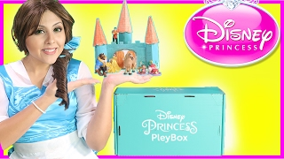 """Get your OWN pley box here!-  http://www.shareasale.com/r.cfm?B=956777&U=1450428&M=49863Hi Princess! I have a special video for you today. """"Princess Belle"""", (from the movie Beauty and the Beast), has a VERY SPECIAL package in the mail. It is the MAGICAL Pley Box that is just FILLED with DISNEY PRINCESS MAGIC inside.You know we LOVE Disney Princesses, and I just KNOW that this is the perfect box for any princess who wants to create her own stories, play time and her own imaginative happily ever after.There is a new box with a NEW PRINCESS theme EVERY 2 months. I would love to see your creations and your pictures of your boxes all completed. Tag me on instagram ( disney princess toys) #disneyprincesstoys  when you receive YOUR princess pley box in the mail! We love all of the princess in the disney universe!Some of the princess we review and will transform into on my channel is: Moana, Rapunzel Tangled, Mulan, Pocahontas, Merida, Sleeping Beauty, Ariel from the little mermaid, Jasmine from Aladdin, Tiana from the princess and the frog and surprise princesses, Moana and Elena of avalor new dollset Belle from the movie Beauty and the beast. (I get so excited to watch this movie every time I see the NEW Beauty and the Beast trailer.) This collection of Disney Princess Dolls and toys in this pley box, in PERFECT for any little girl and is no doubt going to be a super fun subscription for girls and kids of all ages. Esta cajita esta de el teme de la nueva Pelicula de Princesas de la Bella y la bestia. Come join Disney princess adventures and the kid-safe fun that is suitable for kids of all ages including babies, toddlers, and young kids by our channel of unboxing surprise toys Here's how to write toys in other languages: juegos, juguetes, giocattoli, spielwaren, brinquedos, carrinhos, spielsachen, leker, spielzeug, jouets, speelgoed, 玩具,leksaker, खिलौने, игрушки, đồ chơi, oyuncaklar, zabawki, bréagáin, Παιχνίδια, トイズ, ġugarelli, hračky, іграшки, hračky, legetøj, 장난감."""