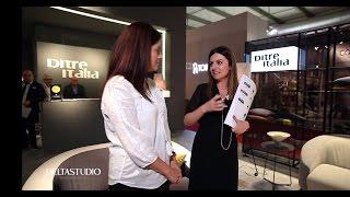 Ditre Italia la Salone del Mobile Milano 2016