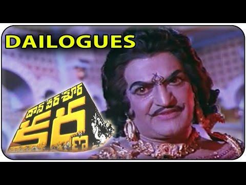 Video Draupadi Insults Duryodhana At Maya Sabha || NTR Beautiful Dialogues || Daana Veera Soora Karna download in MP3, 3GP, MP4, WEBM, AVI, FLV January 2017