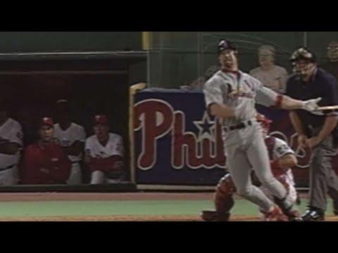 Video: STL@PHI: Big Mac hits three homers against Phils