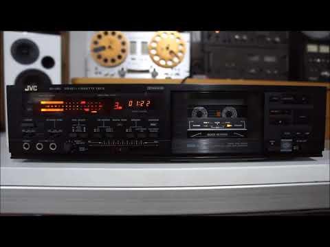 JVC KD-VR5  Tapedeck