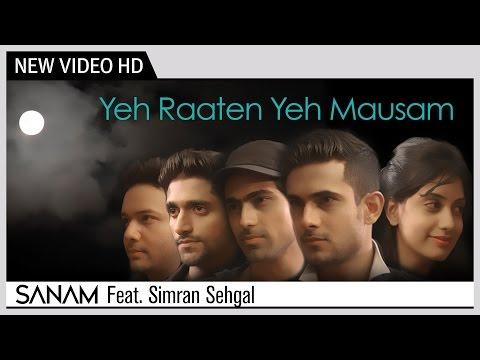Yeh Raaten Yeh Mausam - SANAM Feat. Simran Sehgal | Kishore Kumar | Music Video (видео)