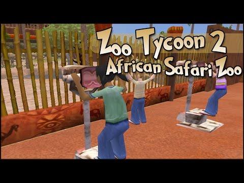 Zoo Tycoon 2 || 1,000 Guests?! - Episode #10 || World Zoo Season 2
