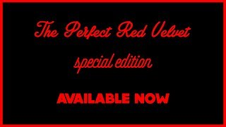 The Perfect Red Velvet - EP (Available Now)