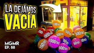 Video Vaciando Maquina de Pelotas/Tickets - MiniGames en el Mundo Real Ep. 88 MP3, 3GP, MP4, WEBM, AVI, FLV Mei 2019