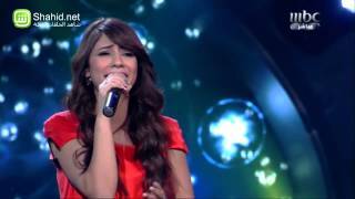 Arab Idol -الفرصة الأخيرة - يسرا سعوف