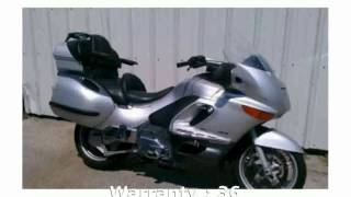 1. motosheets - 2004 BMW K 1200 LT Standard Review, Walkaround