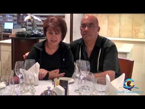 Frank and Sandra Grand Celebration Testimonial