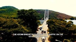 Akosombo Ghana  city photos gallery : ADOMI BRIDGE, AKOSOMBO, GHANA