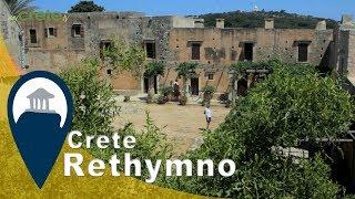 Crete | Arkadi Monastery