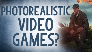Are Photorealistic Video Games Possible? - Reality Check