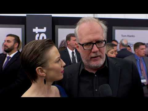 The Post World Washington World Premiere - Itw Carrie Coon, Tracy Letts (official video)