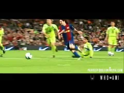 Messi documentary