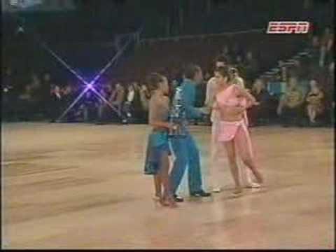 Los campeones mundiales de Salsa