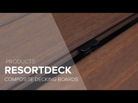 Outdure /// ResortDeck Overview