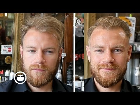 Fresh Haircut Transformation