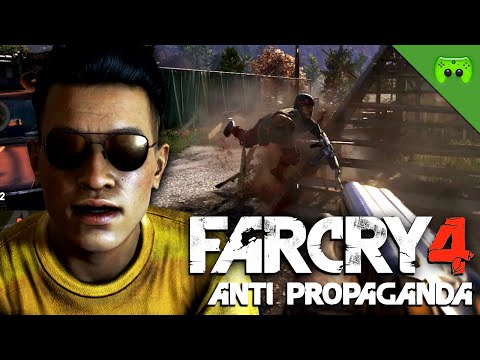 FAR CRY 4 # 13  - Anti Propaganda «» Let's Play Far Cry 4 | HD Gameplay
