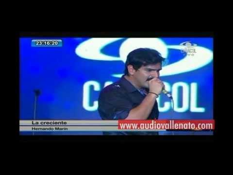 La Creciente Fiesta Caracol TV Alejandro Palacio
