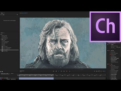 Adobe CC Character Animator 2019 - First Impressions