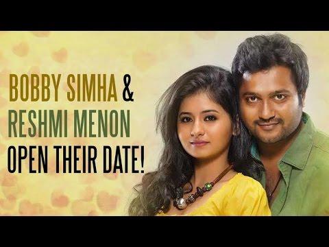 Bobby-Simha-Reshmi-Menon-announce-their-Wedding-date
