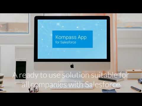 Geschäftsdaten - Kompass App für Salesforce