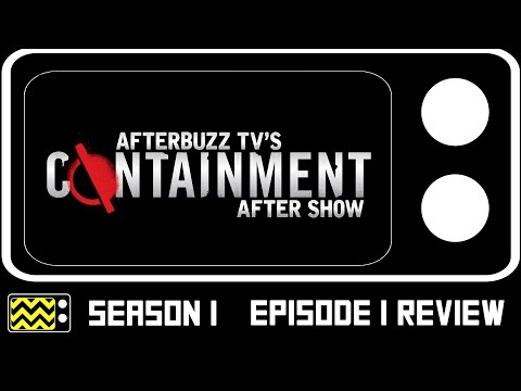 Containment Season 1 Episode 1 Review & After Show | AfterBuzz TV