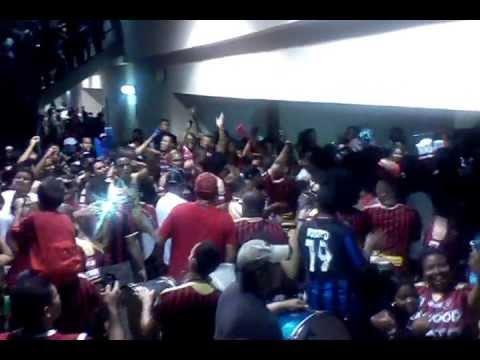 AFICIONADOS507 BARRA LOS 300 DESDE LOS PASILLOS DEL ROMMEL FERNANDEZ - Barra Los 300 - Sporting San Miguelito