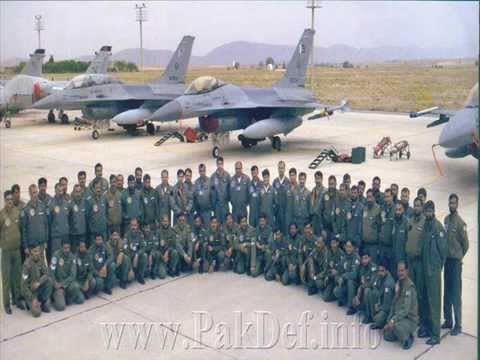 PAKISTAN AIR FORCE VS INDIAN AIR FORCE