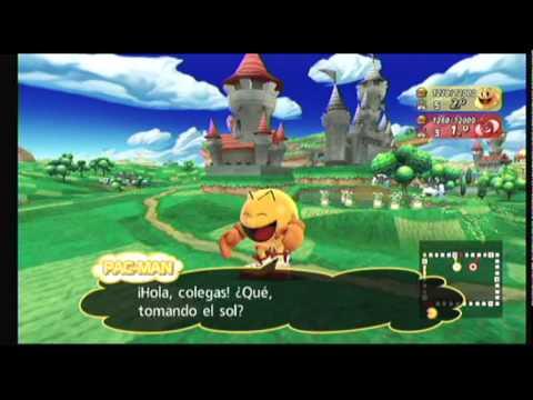 Pac-Man Wii