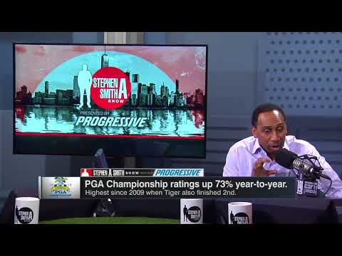 Stephen A. interviews Justin T …