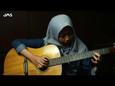 RIVER FLOW IN YOU - YIRUMA | GUITAR COVER BY AMALIA SAFIRA ZAHRANI