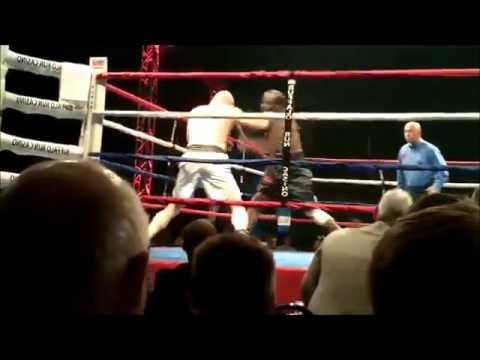 Kimbo Slice KO GSP in 17 seconds – George st. Pierre in pro boxing
