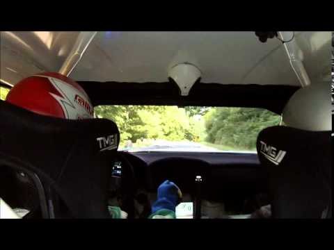 Footage - The first test drive of TMG's GT86 CS-R3 rally car. For more information: www.toyota-motorsport.com/motorsport.