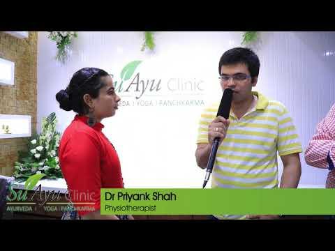 SuAyu Ayurvedic Clinic Feedback from Dr.Priyank