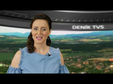 TVS: Deník TVS 20. 3. 2018