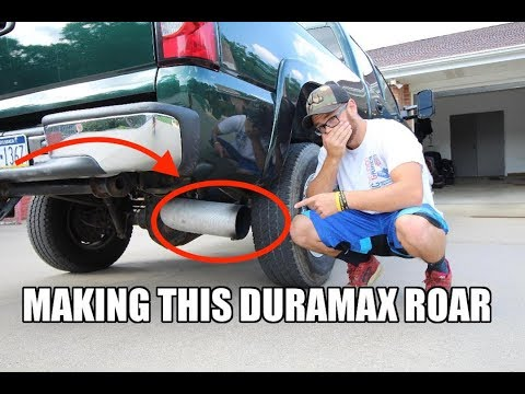 Tuning And Straight Piping The LLY Duramax