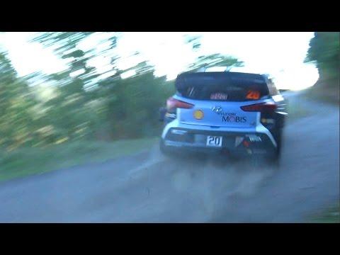 WRC Tour de Corse 2016 SHAKEDOWN MAX ATTACK