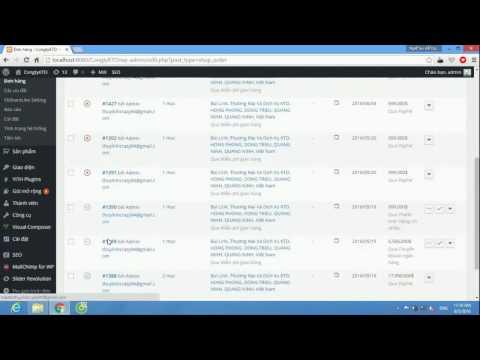 Demo Website Bán Hàng Sử Dụng Mã Nguồn Mở Wordpress 4.2.4 - Thời lượng: 3 phút, 28 giây.