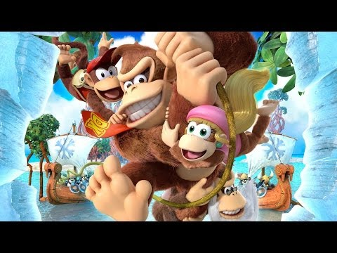 video review - Donkey Kong, Wii U, Donkey Kong Country Tropical Freeze, Video Reviews.