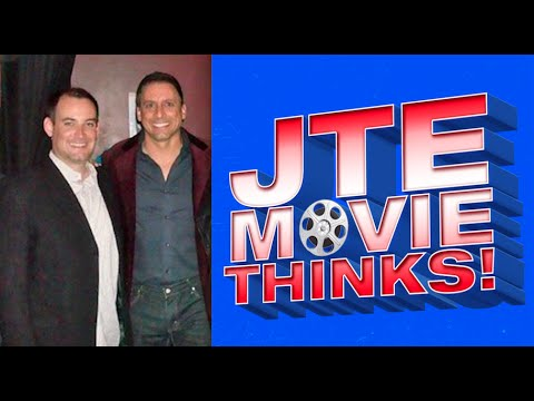 JTE Movie Thinks! – Ep #9.  Lou Santini & Ken Napzok