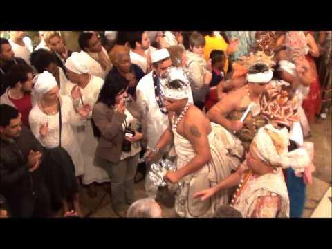 FESTA DE XANGÔ CENTRO CULTURAL DO CANDOMBLÉ PAI TONINHO DE XANGÔ