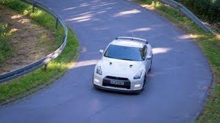 2013 Nissan GT-R Black Edition - Fahrbericht Der Probefahrt / Test / Review