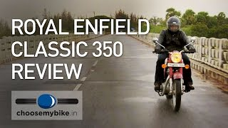 4. Royal Enfield Classic 350 : ChooseMyBike.in Review
