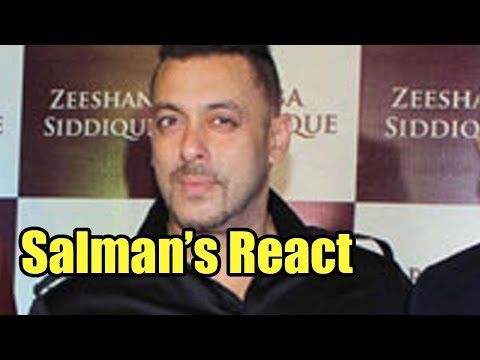 Salman Khan's Reaction When A Girl Got Scared Of H