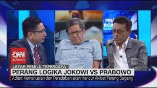 Download Video Seru! Debat Rocky Gerung Vs Adian Napitupulu Soal Perang Logika Jokowi - Prabowo MP3 3GP MP4