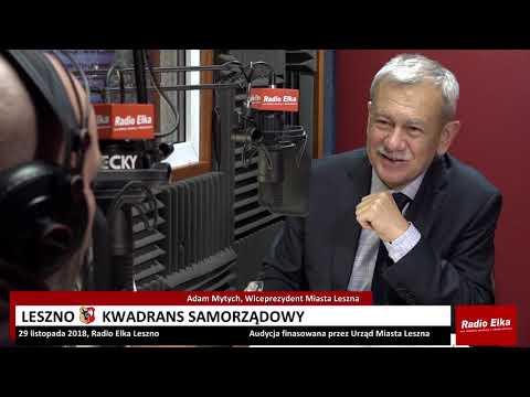 Wideo1: Leszno Kwadrans Samorządowy 40/2018